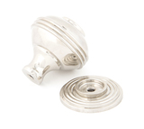 From The Anvil Polished Nickel Prestbury Cabinet Knob 38mm 83898 Image 2 Thumbnail