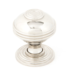 From The Anvil Polished Nickel Prestbury Cabinet Knob 38mm 83898 Image 1 Thumbnail