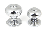 From The Anvil Polished Chrome Prestbury Cabinet Knob 38mm 90340 Image 3 Thumbnail