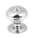 From The Anvil Polished Chrome Prestbury Cabinet Knob 38mm 90340 Image 1 Thumbnail