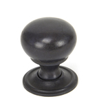 From The Anvil Aged Bronze Mushroom Cabinet Knob 32mm 90345 Image 1 Thumbnail
