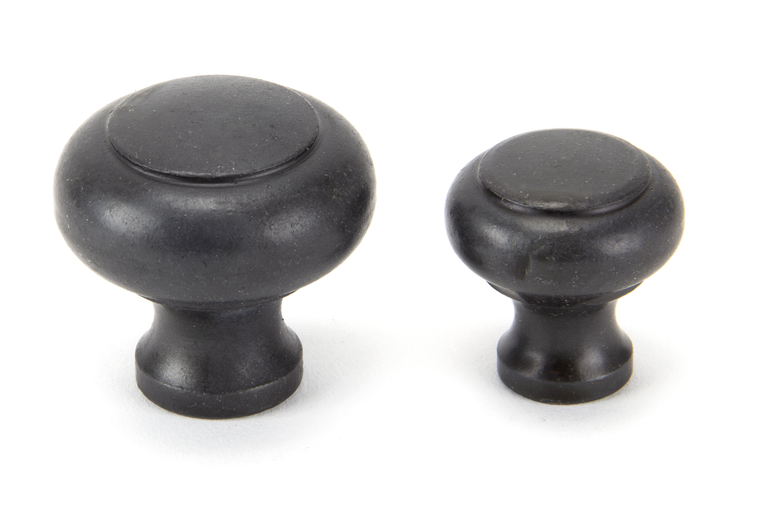 From The Anvil Beeswax Regency Cabinet Knob - Large 92102 Image 3