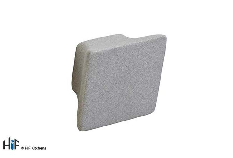 K1121.32.CT Concrete Effect Knob Handle Image 1