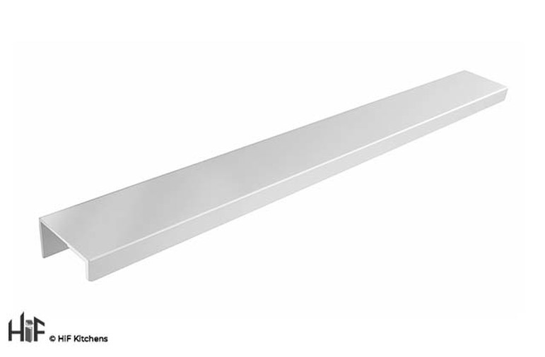 H1131.250.MW Kitchen Trim Handle 350mm Wide White  Image 1