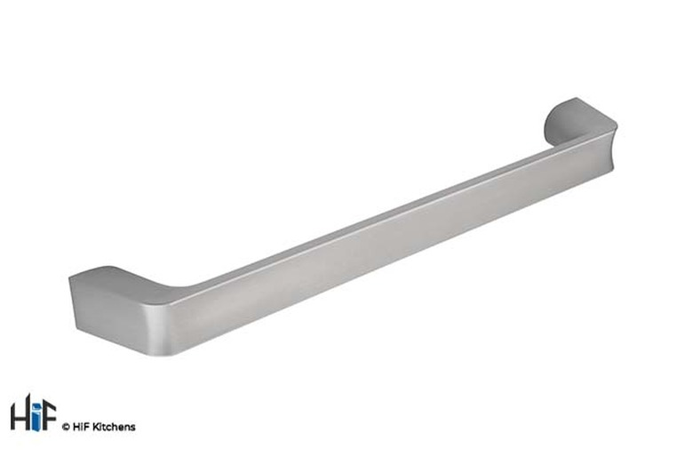 H1133.320.SS Kitchen D Handle 340mm Wide Stainless Steel  Image 1