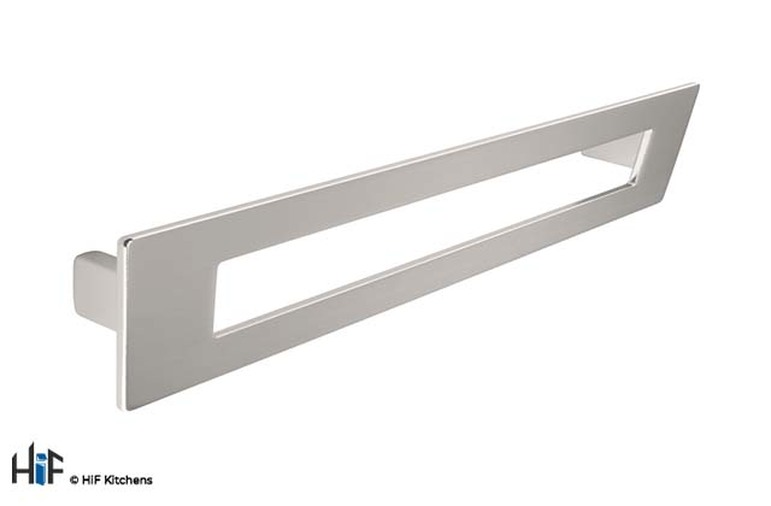 H620.192.SS D Handle Stainless Steel Effect Image 1