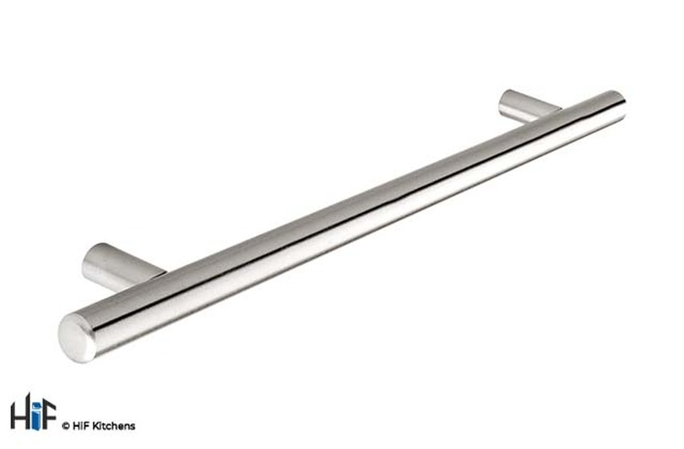 SS72.397/337 Bar Handle 12mm Diameter Stainless Steel Image 1