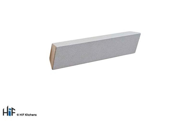 H1151.128.CT Justice Block Handle Concrete Effect Image 1