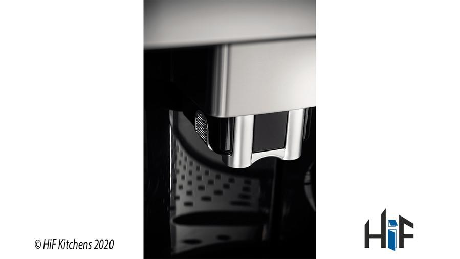 CM9945H Hotpoint Coffee Machine 45cm Class 9 Black Image 3