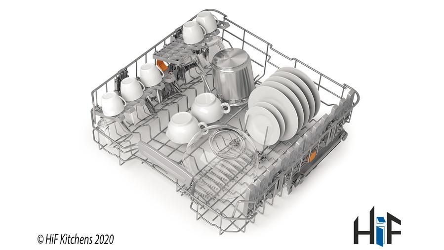 Hotpoint HIC3C26WF Int Dishwasher Image 7