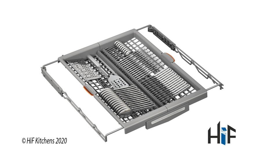 Hotpoint HIC3C26WF Int Dishwasher Image 6