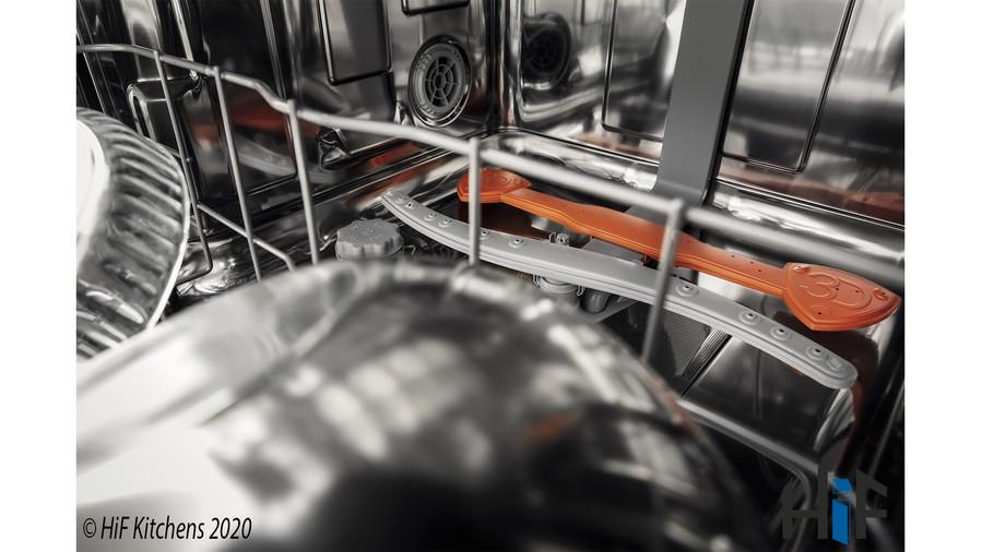 Hotpoint HIC3C26WF Int Dishwasher Image 13