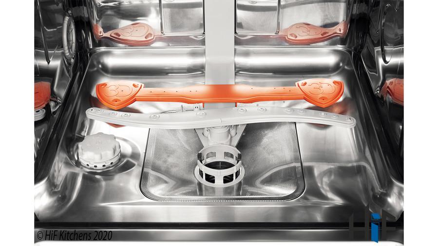 Hotpoint HIC3C26WF Int Dishwasher Image 12