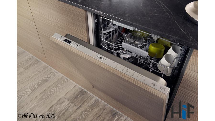 Hotpoint HIC3C26WF Int Dishwasher Image 9