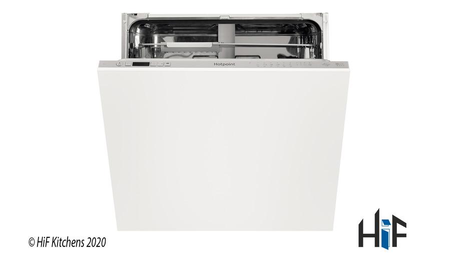 Hotpoint HIC3C26WF Int Dishwasher Image 1