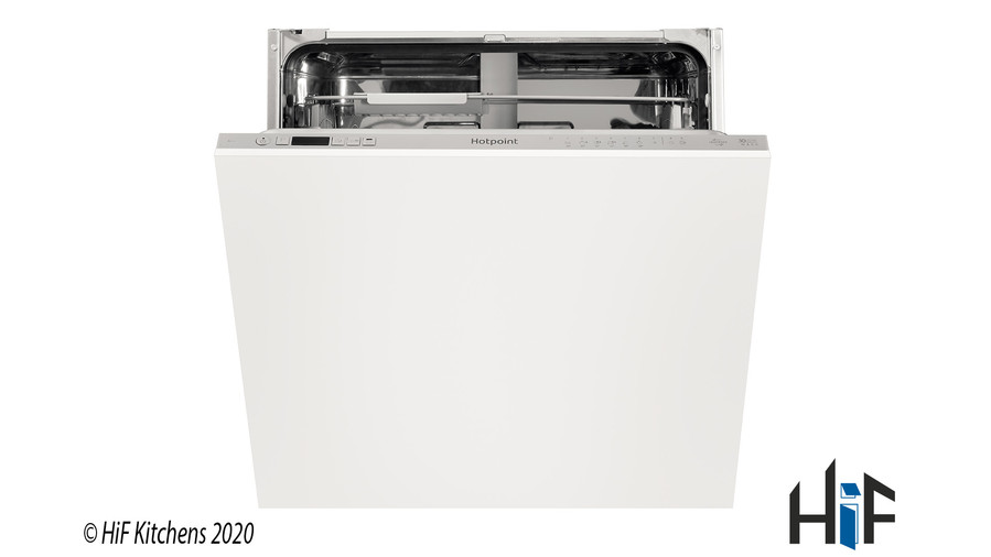 Hotpoint Ultima HIO 3C22 WS C Integrated Dishwasher Image 1