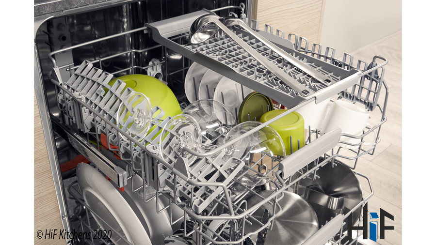 Hotpoint Ultima HIO 3C22 WS C Integrated Dishwasher Image 11
