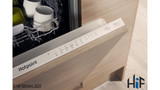 Hotpoint Ultima HIO 3C22 WS C Integrated Dishwasher Image 16 Thumbnail