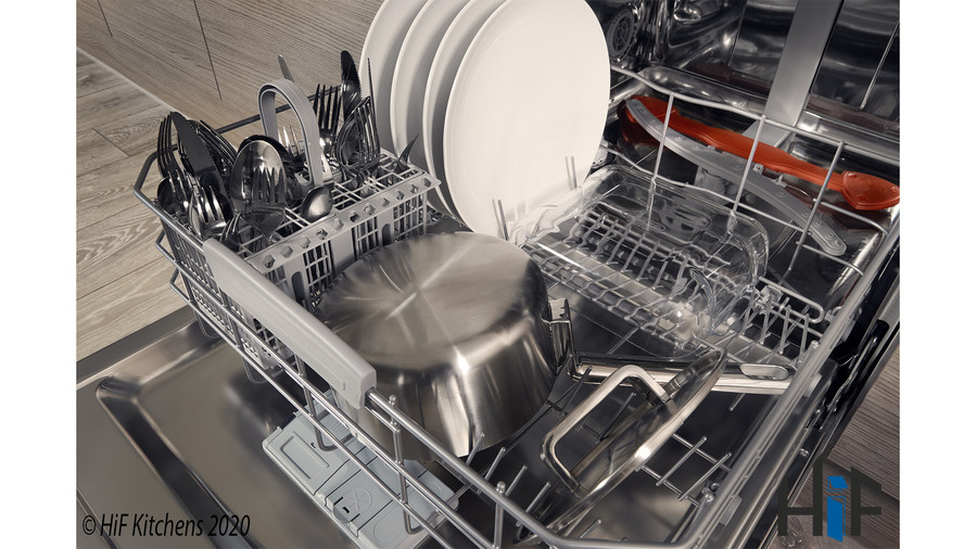 Hotpoint Ultima HIO 3C22 WS C Integrated Dishwasher Image 17