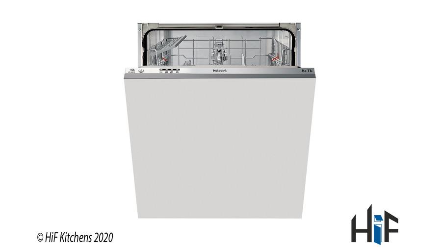 Hotpoint LBT4B019 60cm Integrated Dishwasher Image 1