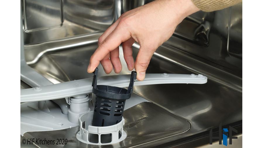 Hotpoint LBT4B019 60cm Integrated Dishwasher Image 7