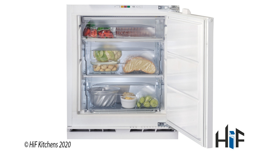 Hotpoint Aquarius HZ A1.UK.1 Integrated Freezer Image 1