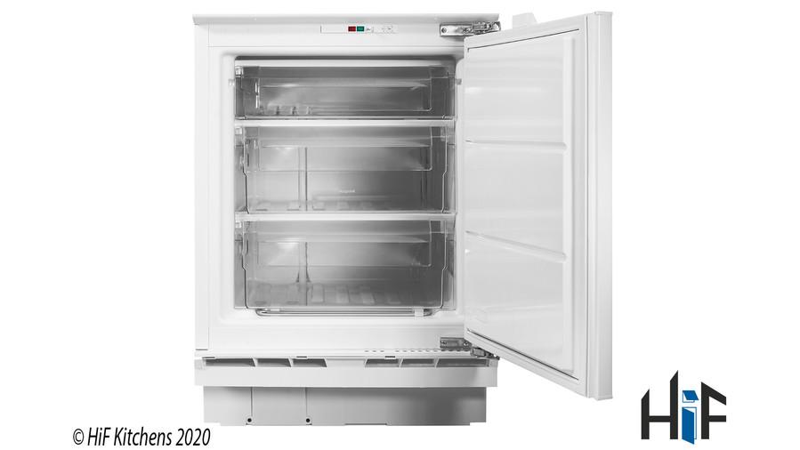 Hotpoint Aquarius HZ A1.UK.1 Integrated Freezer Image 4
