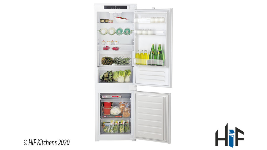 Hotpoint Day1 HM 7030 E C AA O3.1 Integrated Fridge Freezer Image 4
