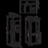 Hotpoint Day1 BCB 8020 AA F C.1 Integrated Fridge Freezer Image 14 Thumbnail