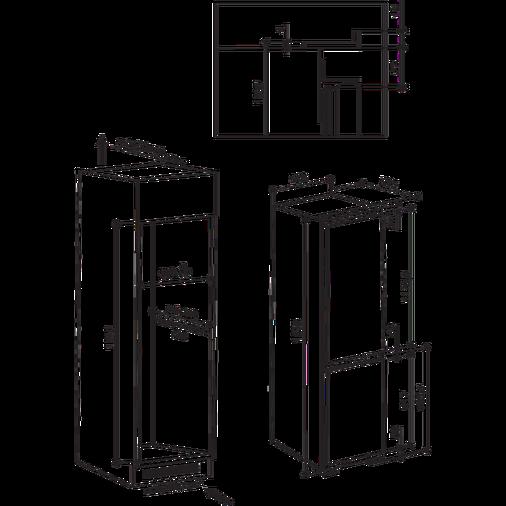 Hotpoint Day1 BCB 8020 AA F C.1 Integrated Fridge Freezer Image 14
