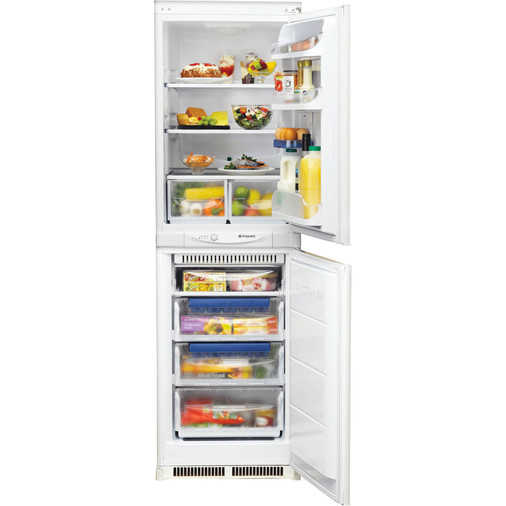 Hotpoint Aquarius HM 325 FF.2.1 Integrated Fridge Freezer Image 7