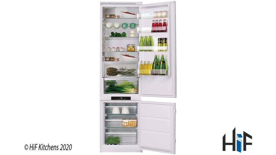 Hotpoint Day1 BCB 8020 AA F C.1 Integrated Fridge Freezer Image 1