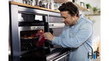 Hotpoint MD344IXH Built-In Microwave Oven With Grill Image 14 Thumbnail