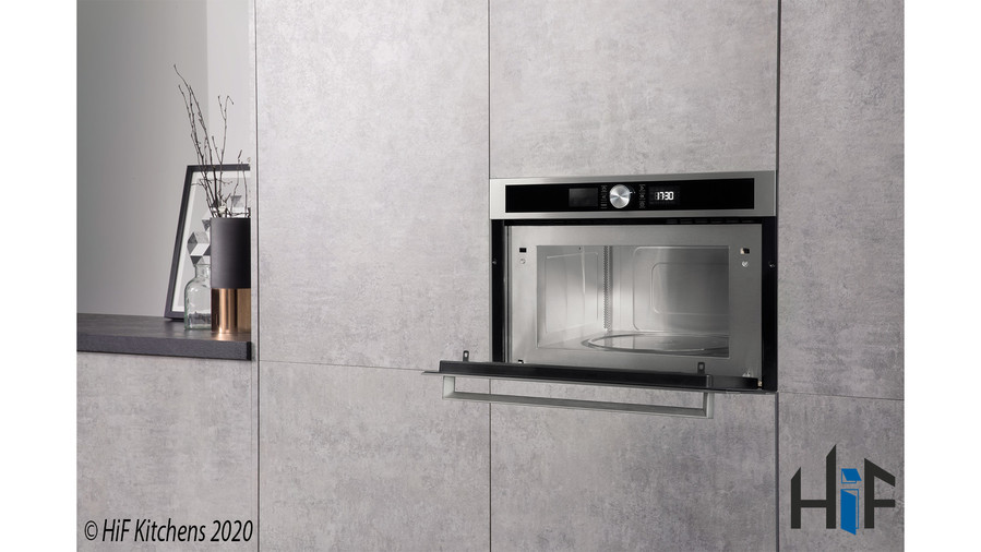 Hotpoint MD554IXH Built-In Microwave - Stainless Steel Image 12