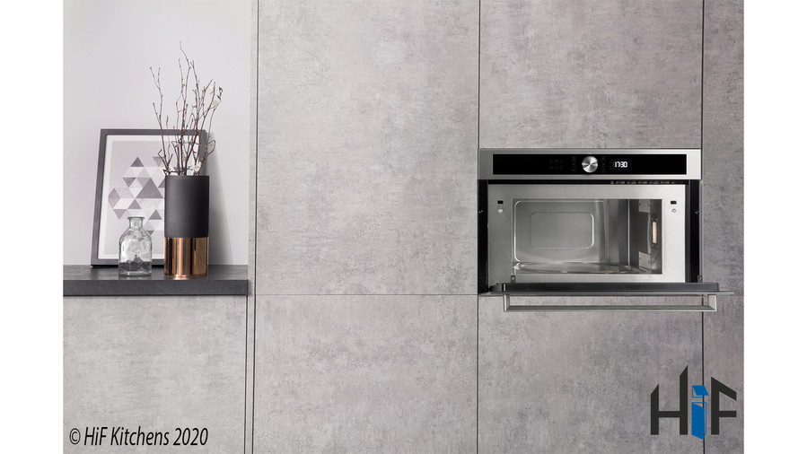 Hotpoint MD554IXH Built-In Microwave - Stainless Steel Image 14