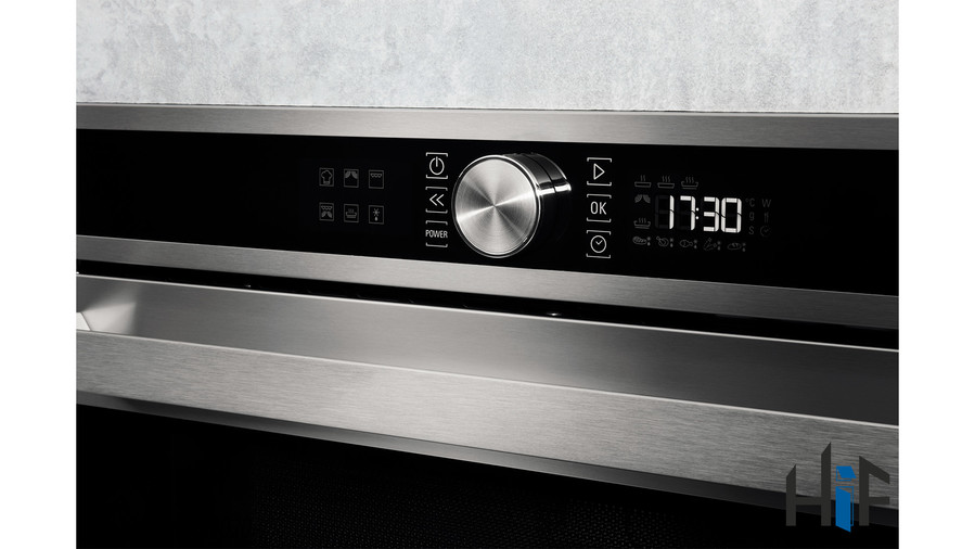 Hotpoint MD554IXH Built-In Microwave - Stainless Steel Image 10