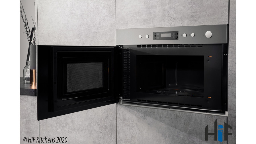 Hotpoint Class 3 MN 314 IX H Built-In Microwave Image 5