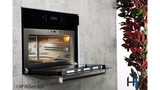 Hotpoint MP776IXH Combination Microwave Oven Image 4 Thumbnail