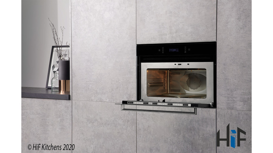 Hotpoint MP776IXH Combination Microwave Oven Image 6
