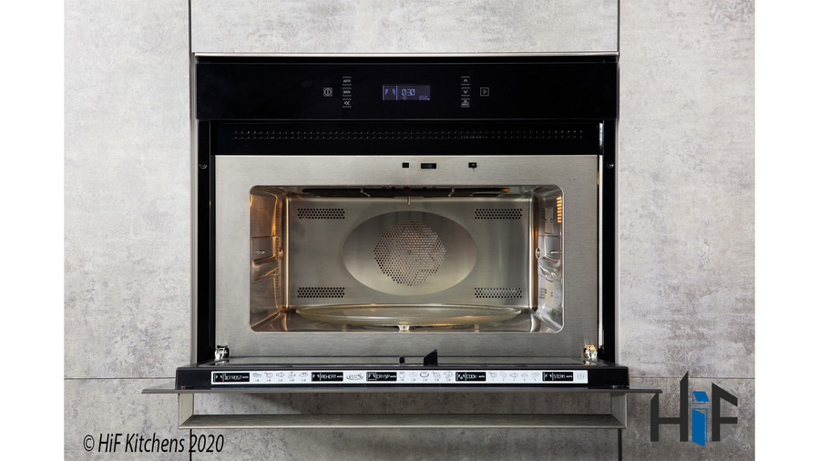 Hotpoint MP776IXH Combination Microwave Oven Image 8