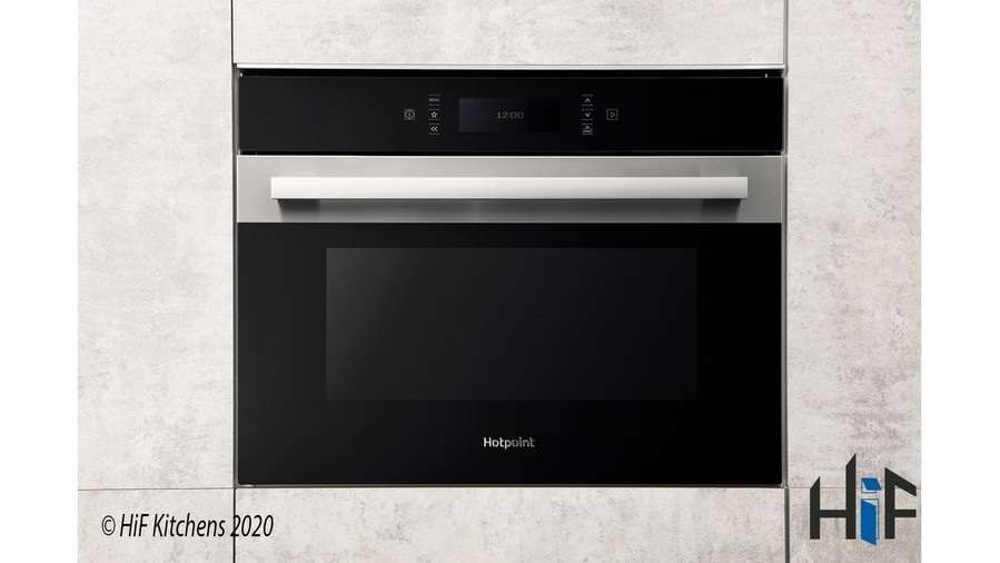 Hotpoint MP996IXH Combination Microwave Oven Image 2