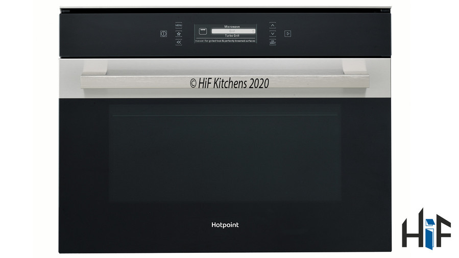 Hotpoint MP996IXH Combination Microwave Oven Image 1