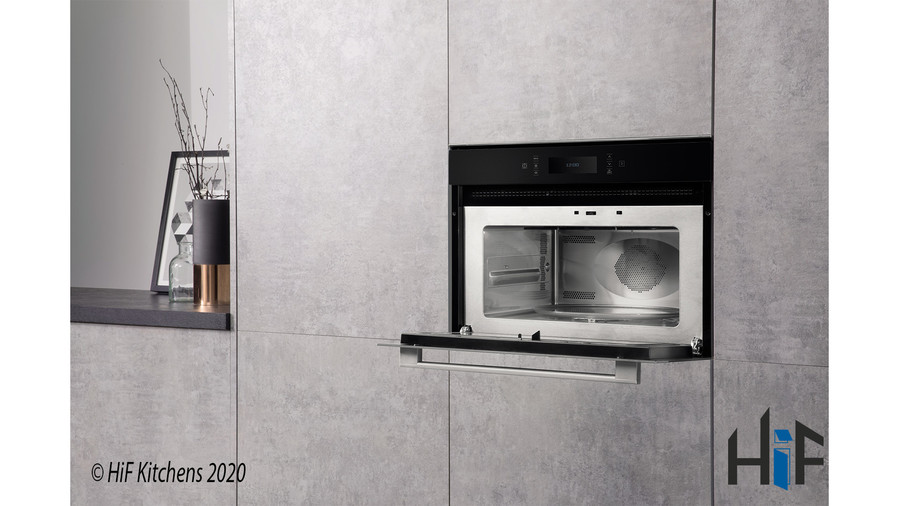 Hotpoint MP996IXH Combination Microwave Oven Image 9