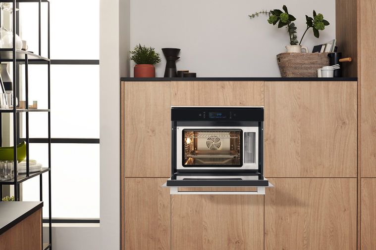 Hotpoint MS 998 IX H Compact Steam Oven Image 10