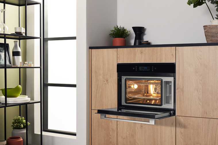 Hotpoint MS 998 IX H Compact Steam Oven Image 11