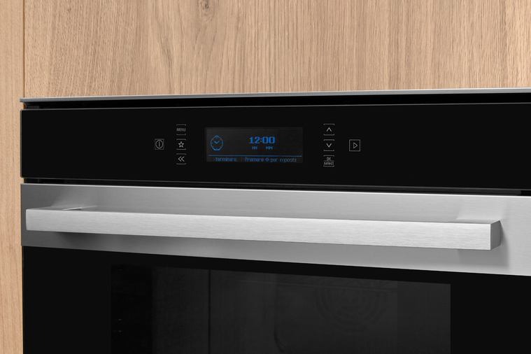 Hotpoint MS 998 IX H Compact Steam Oven Image 9