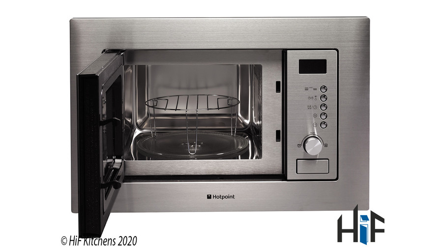 Hotpoint Newstyle MWH 122.1 X Built-In Microwave  Image 2