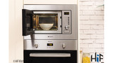 Hotpoint New style MWH 122.1 X Built-In Microwave  Image 9 Thumbnail
