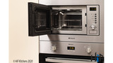 Hotpoint Newstyle MWH 122.1 X Built-In Microwave  Image 8 Thumbnail