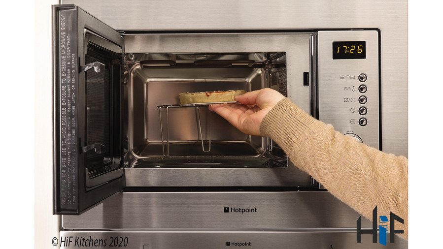 Hotpoint New style MWH 122.1 X Built-In Microwave  Image 6